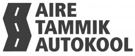 Aire Tammik Autokool logo