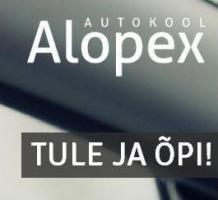 Autokool Alopex logo