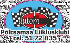 Autom Põltsamaa Liiklusklubi logo