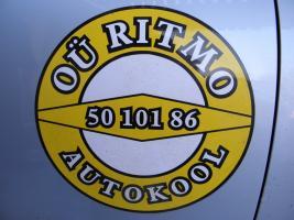Ritmo Autokool logo