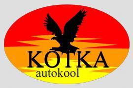 Kotka Autokool logo