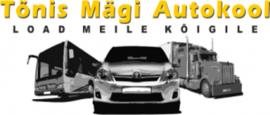 Tõnis Mägi Autokool logo