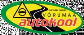 Võrumaa Autokool logo
