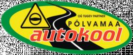 Põlvamaa Autokool logo