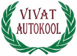 Vivat Autokool logo