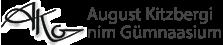 August Kitzbergi nimeline Gümnaasium logo