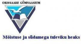 Orissaare Gümnaasium logo