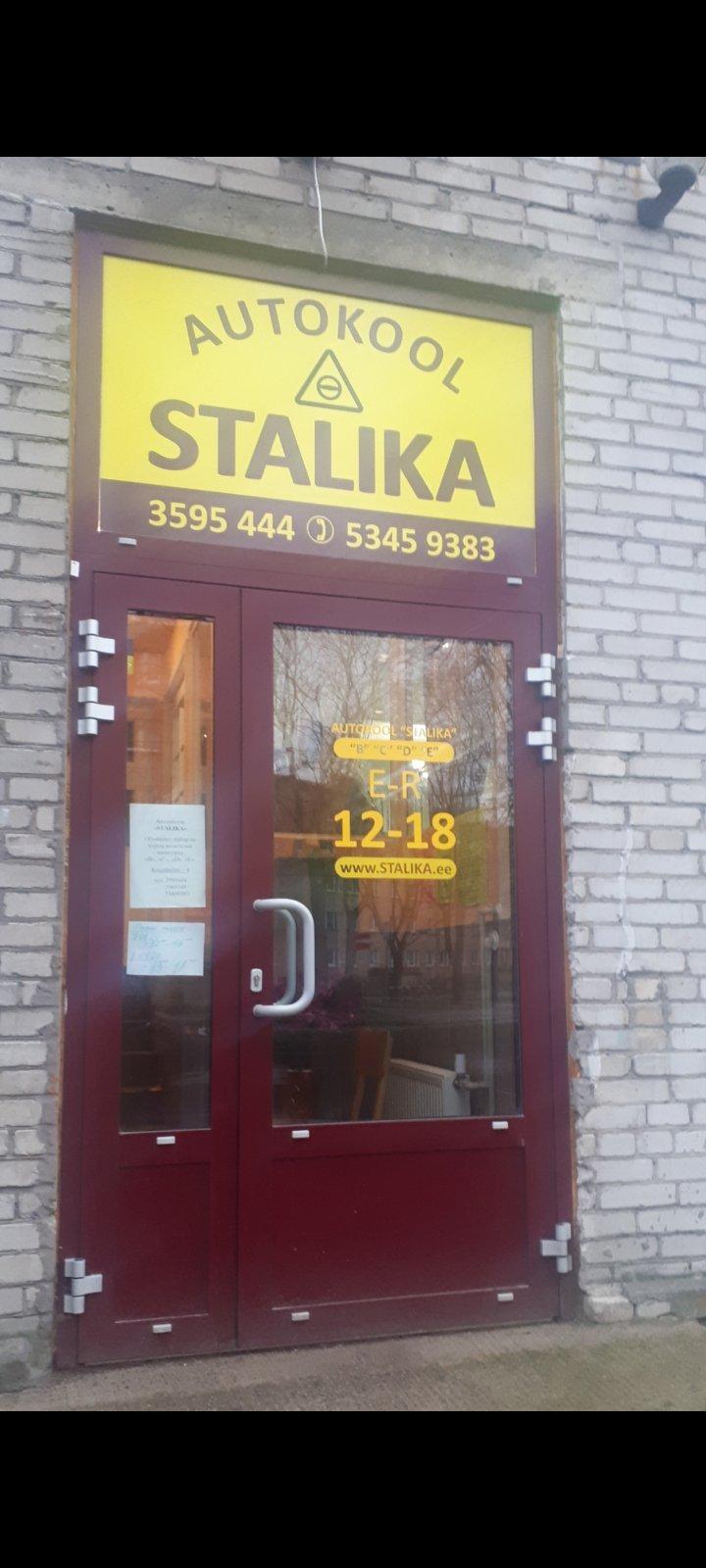 Stalika Autokool