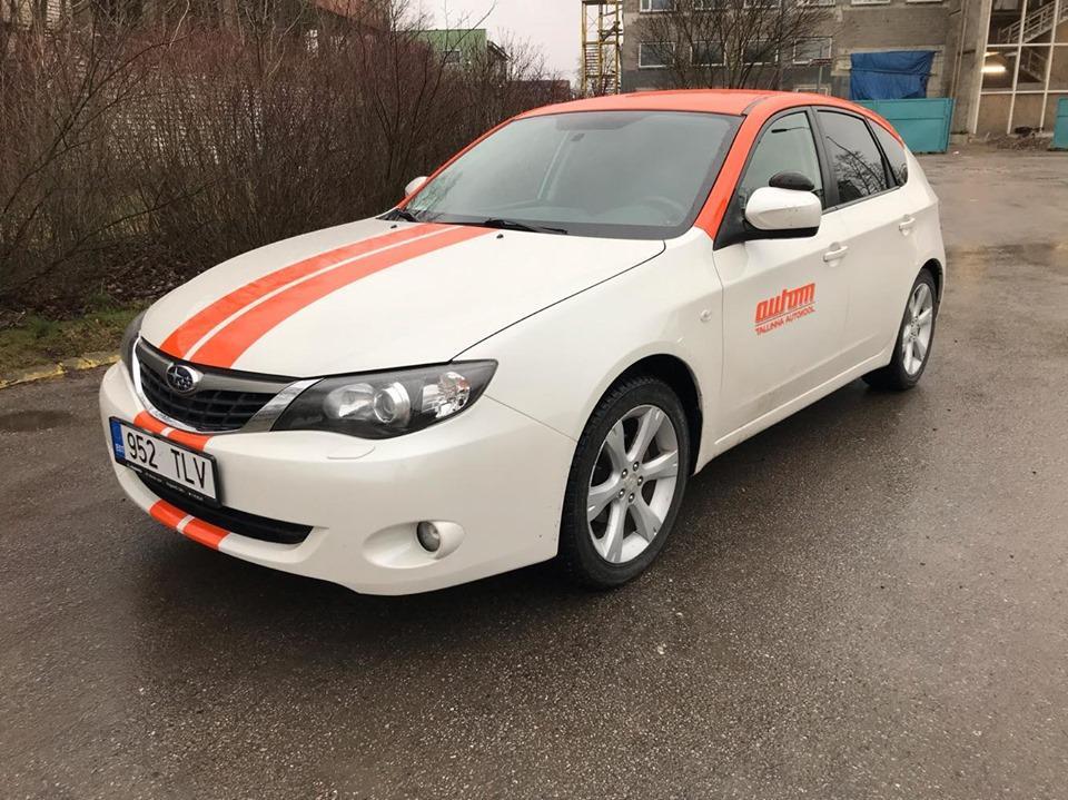 Autom Tallinna Autokool