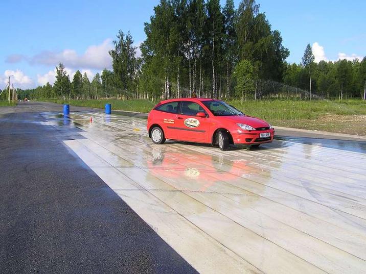Klimberg Autokool Õppesõiduk
