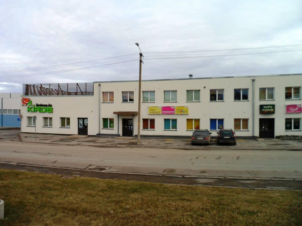 Arbimäe Liikluskool Asukoht
