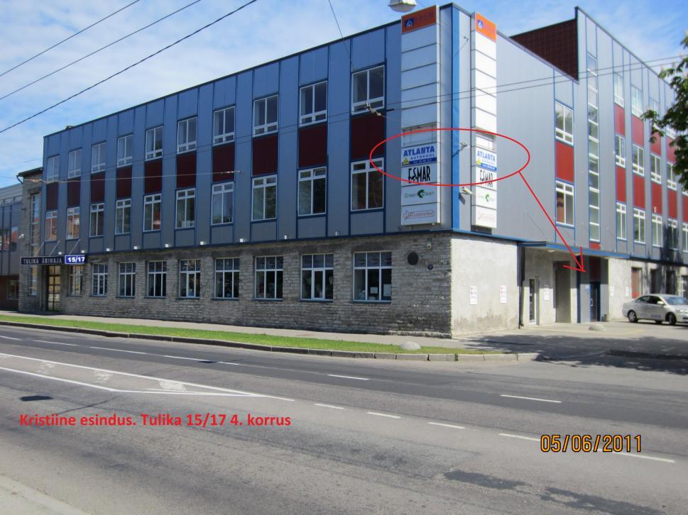 Atlanta Autokool Местонахождения Tulika