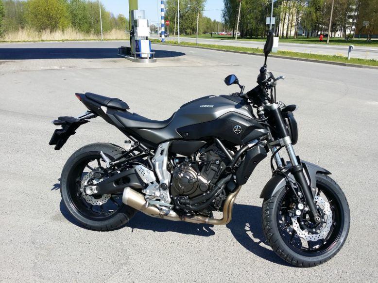 Sky Autokool Учебный мотоцикл