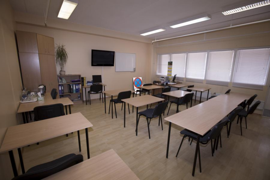 Divesar Autokool Учебный класс