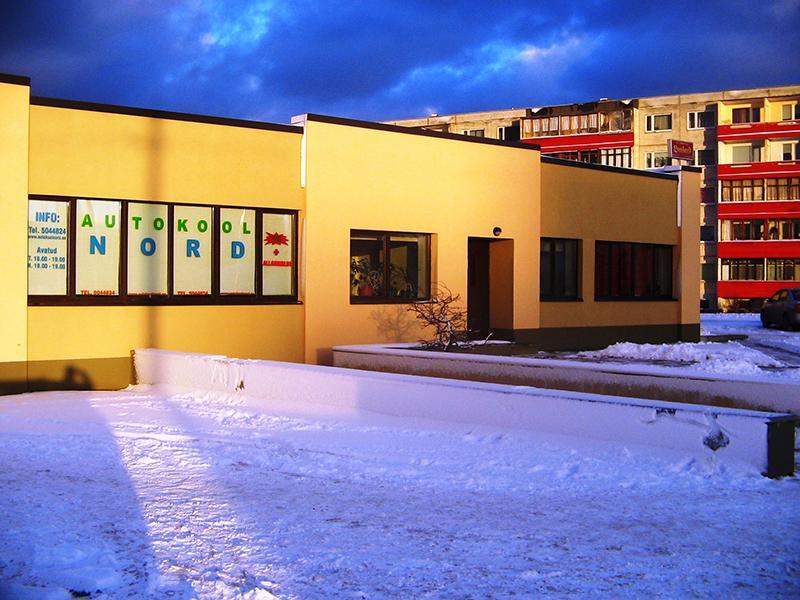 Nord Autokool Местонахождения Nurga
