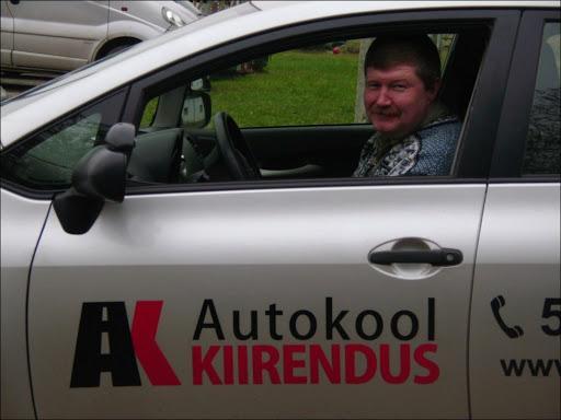 Autokool Kiirendus Sõiduõpetaja
