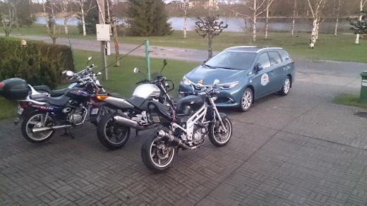 Autom Põltsamaa Liiklusklubi Autopark