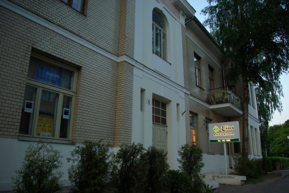 Kiivi Autokool