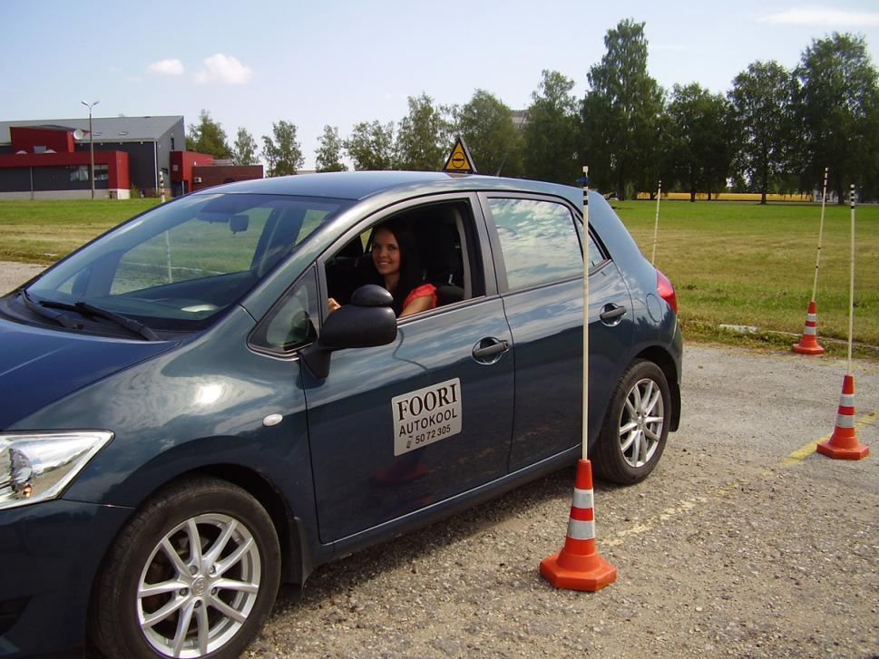 Foori Autokool Õppeauto