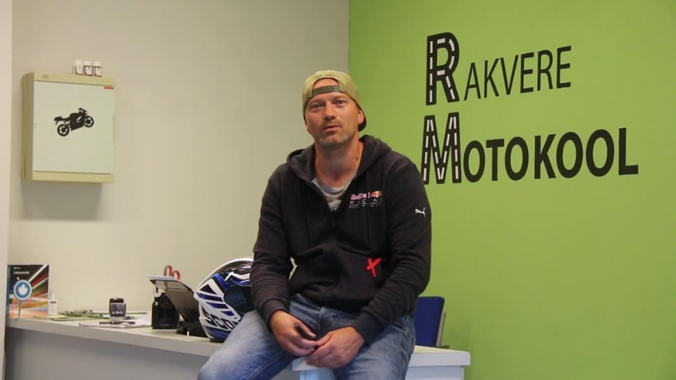 Rakvere Motokool Sõiduõpetaja