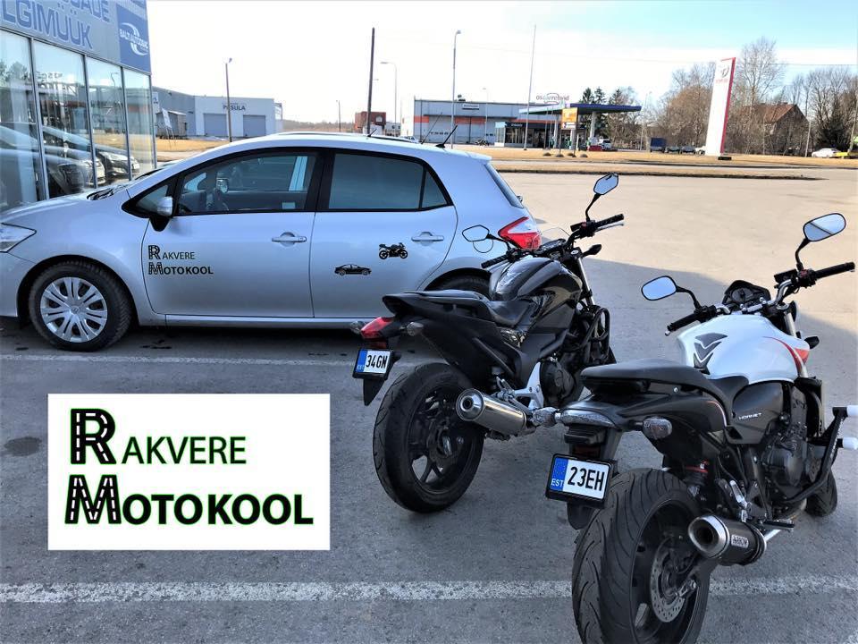 Rakvere Motokool Õppesõiduk