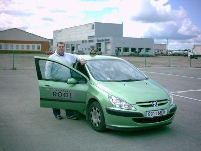 Autokool Rool Sõiduõpetaja
