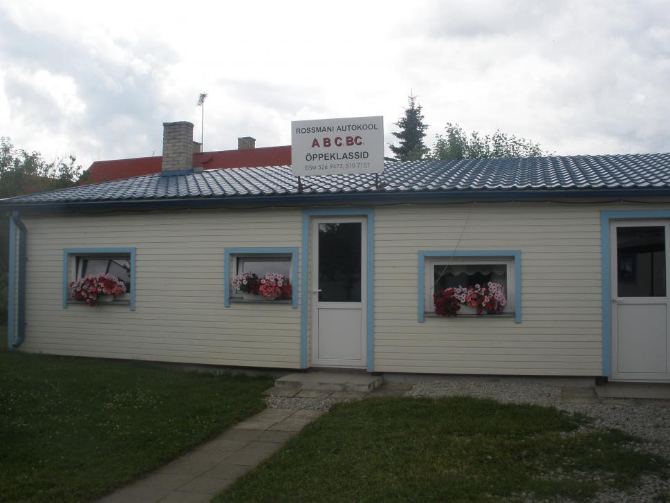 Rossmanni Autokool Автошкола