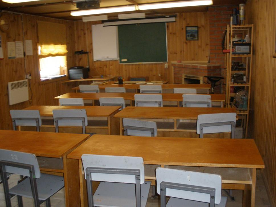 Rossmanni Autokool Учебный класс