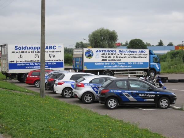 Sõiduõppe ABC Autopark