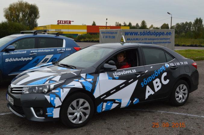 Sõiduõppe ABC Õppesõiduk
