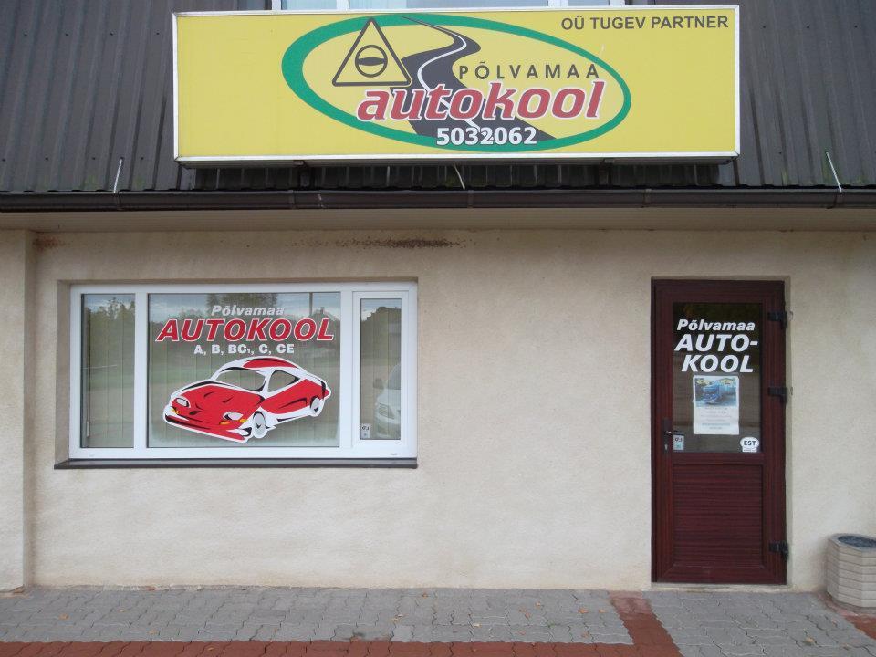 Põlvamaa Autokool Autokool