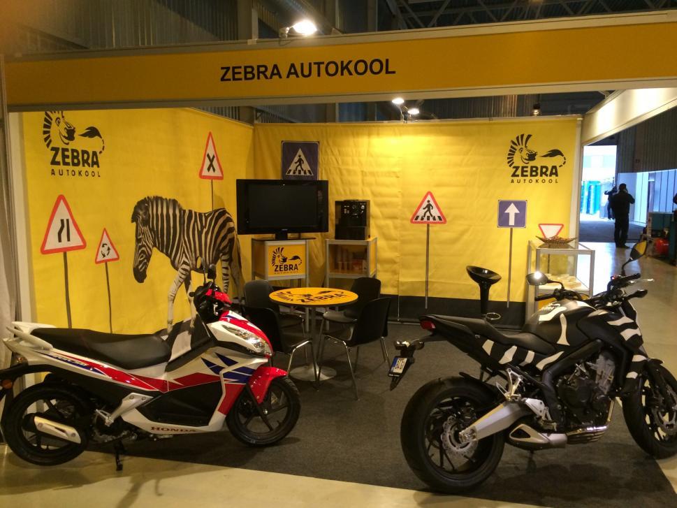 Zebra Autokool Autokool