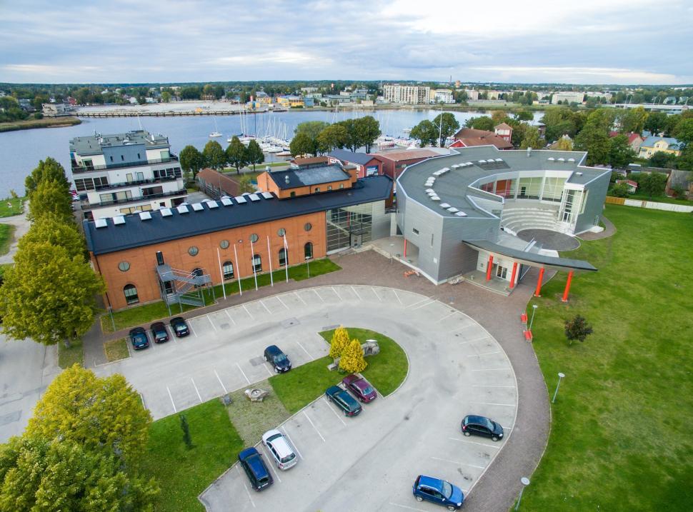Zebra Autokool Asukoht Pärnu