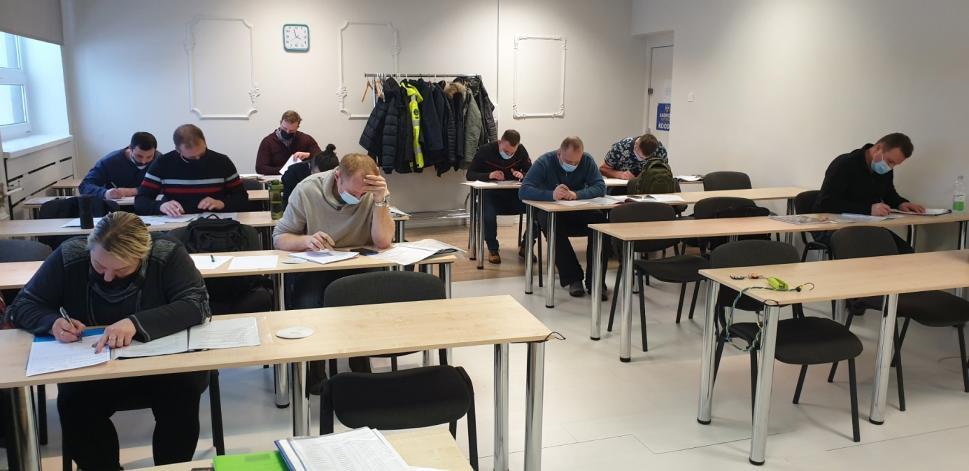 Kadrioru Autokool Учебный класс