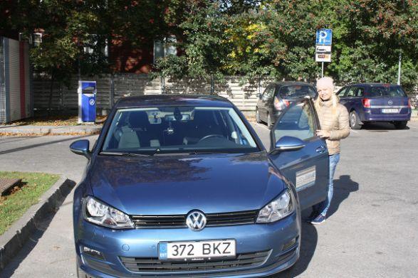 Autokool Drive Alina Ehin