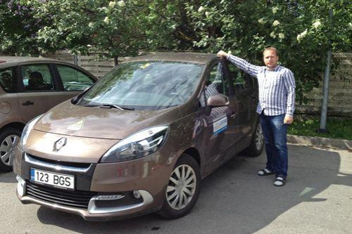 Autokool Drive Georg Smurov