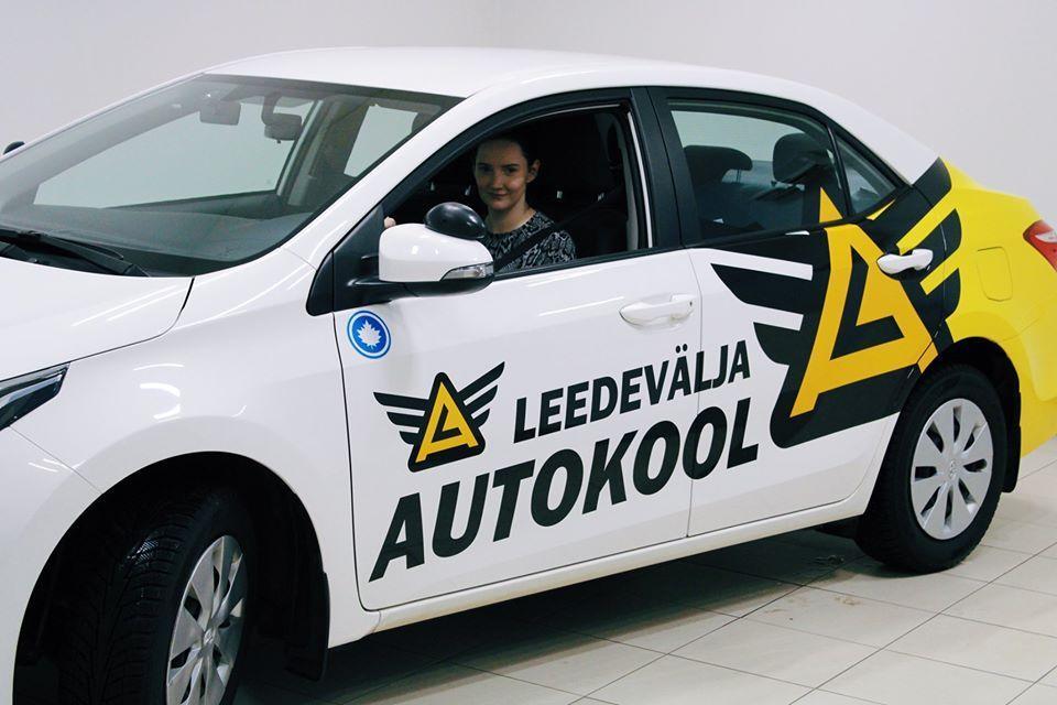 Leedevälja autokool Õpilane